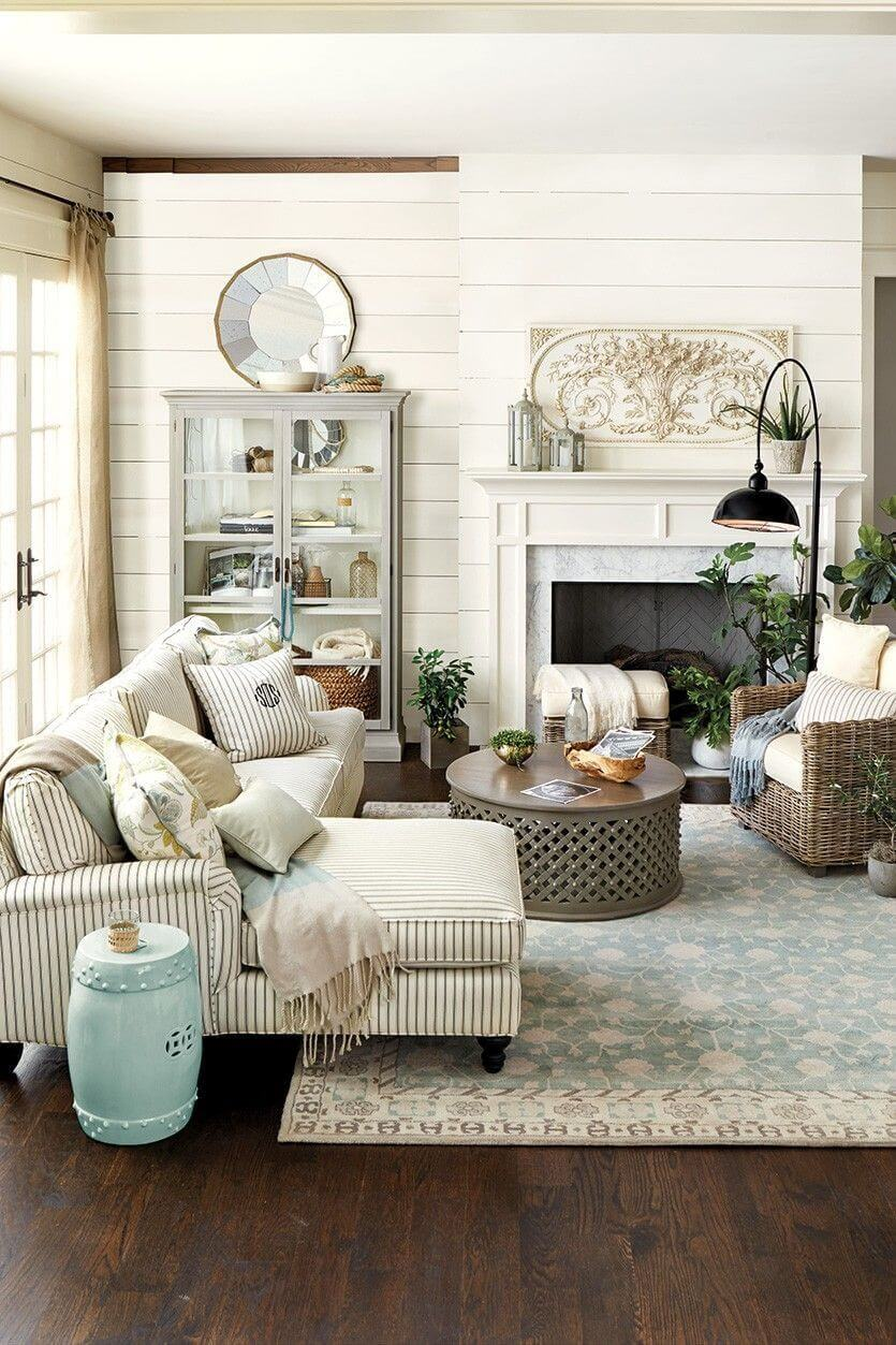 Strategic Fireplace Living Room Decor