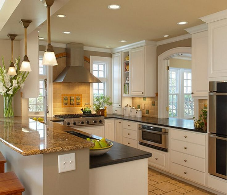 Design For Small Kitchen Cabinets
