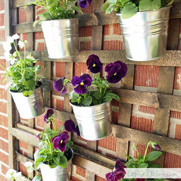 Fence Hooks For Hanging Baskets