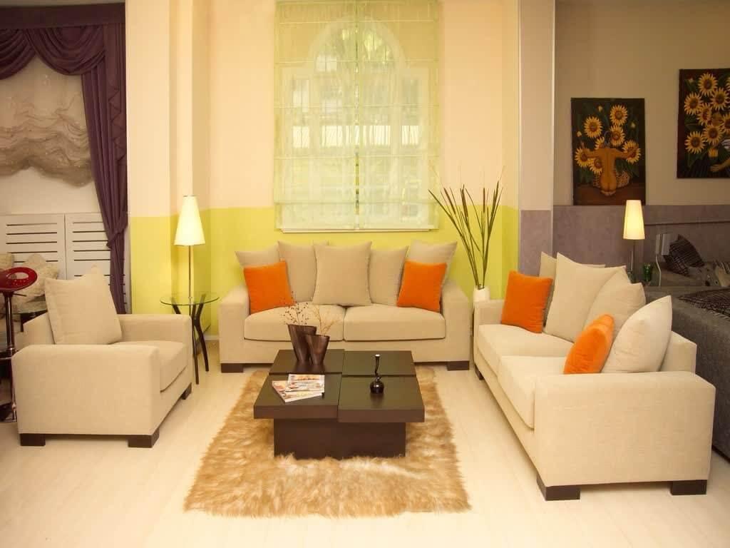 Feng Shui Living Room Bagua Map