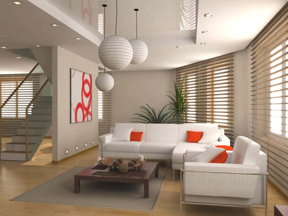 Feng Shui Living Room Furniture Placement