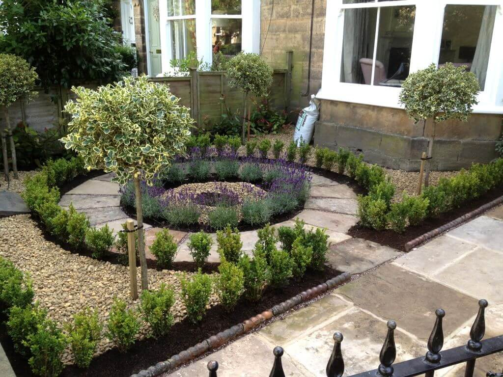 Front Garden Ideas With Parking