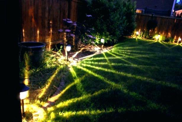 Front Yard Solar Lights Outdoor Lighting Ideas For Backyard