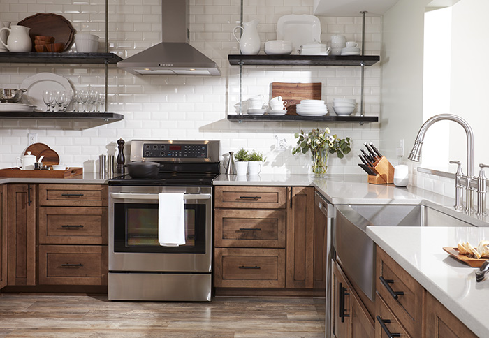 Kitchen Remodeling Ideas Open Shelving
