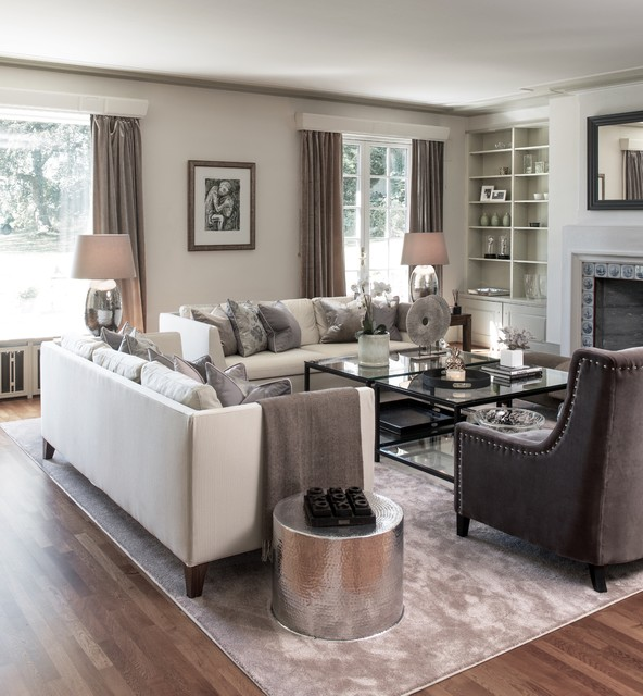 Living Room Lighting