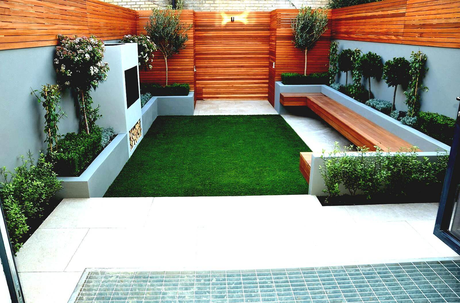 50 Best Front Garden Design Ideas in UK - Home Decor Ideas UK on Home Backyard Ideas id=31342