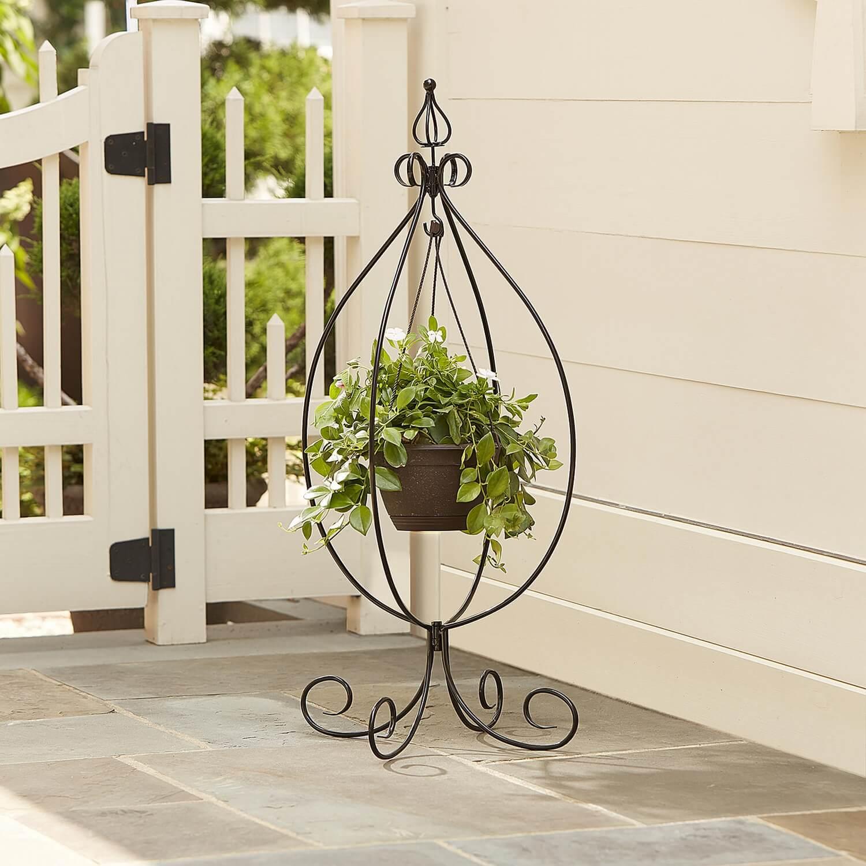 Modern Hanging Basket Brackets Uk