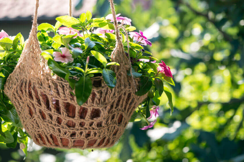 Modern Hanging Basket Brackets