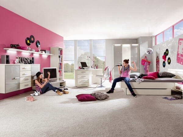 Room Ideas For Teenage Girl