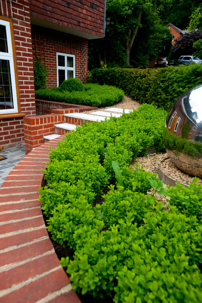 Sloped Front Garden Ideas Uk Home Decor Ideas