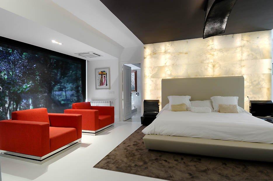 Splash Of Color For Bedroom