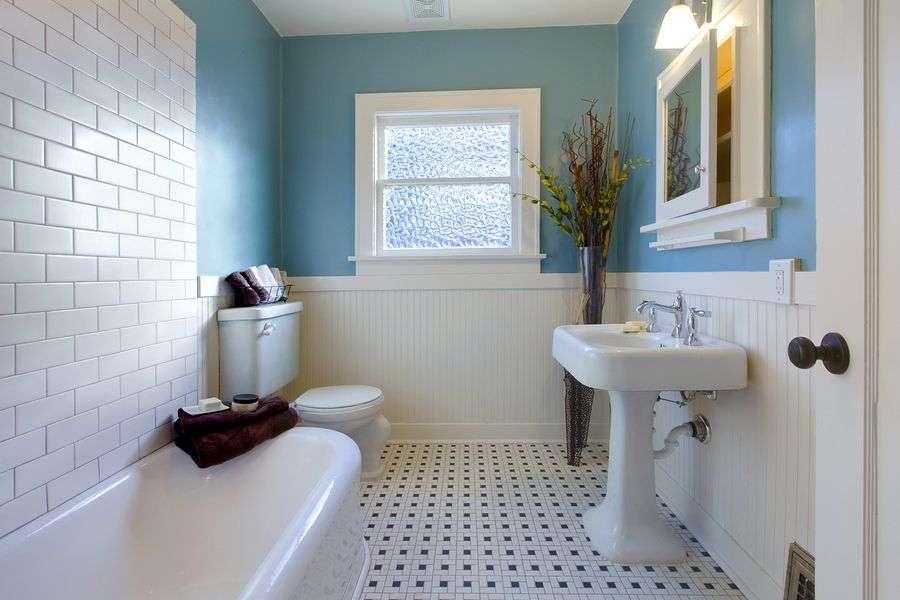 Nice Small Bathroom Tile Ideas