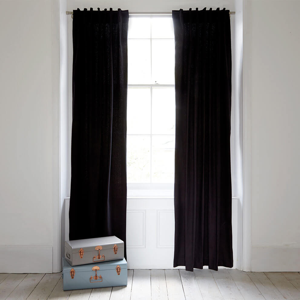 Back Tab Curtain Panels