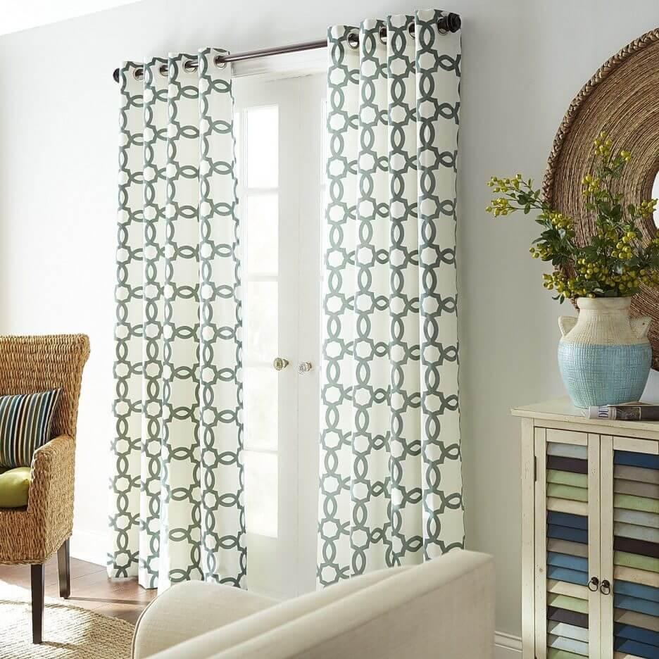 Cheap Curtains Design Ideas