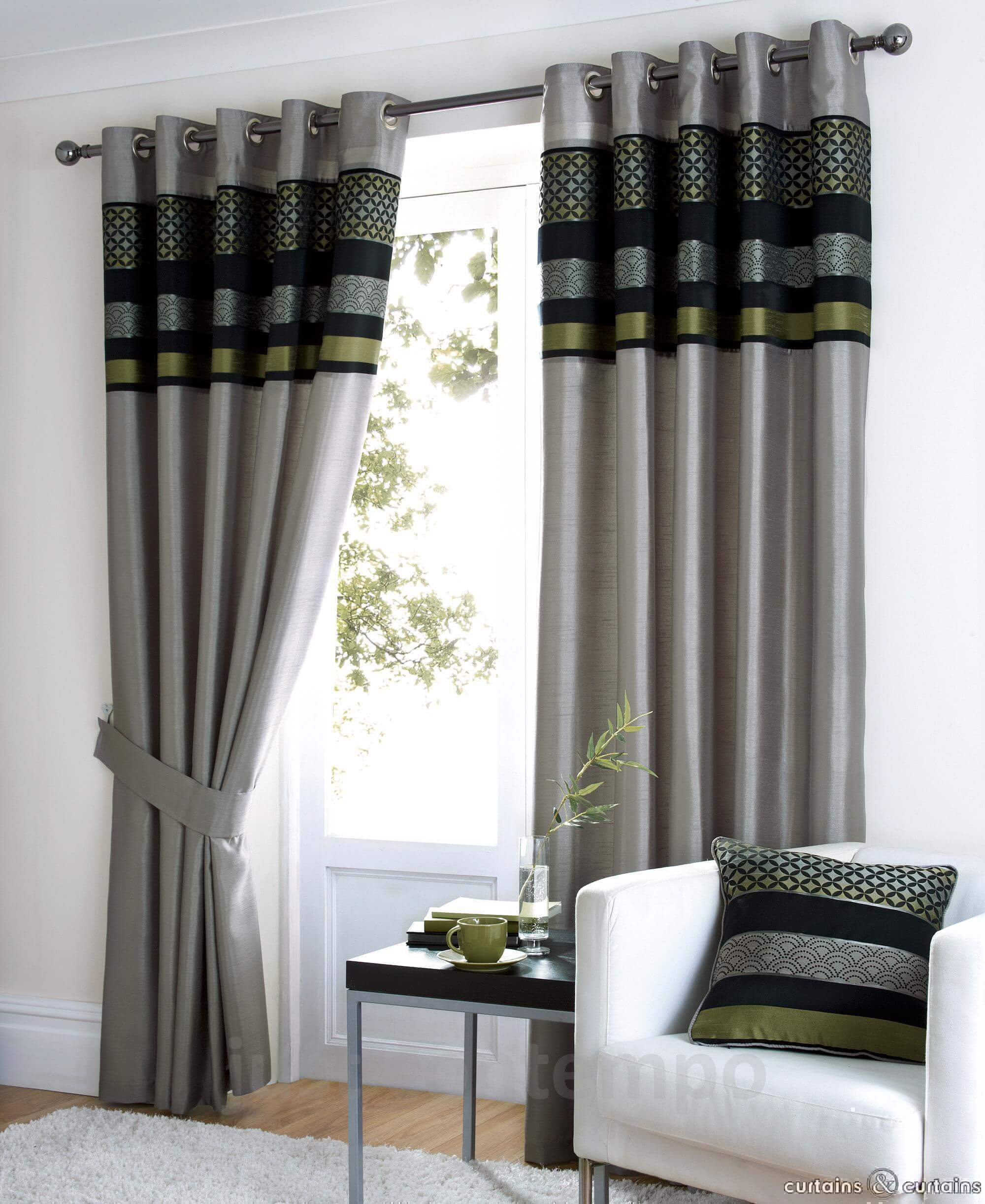 40 Best Modern Curtain Panels Design Ideas With Images