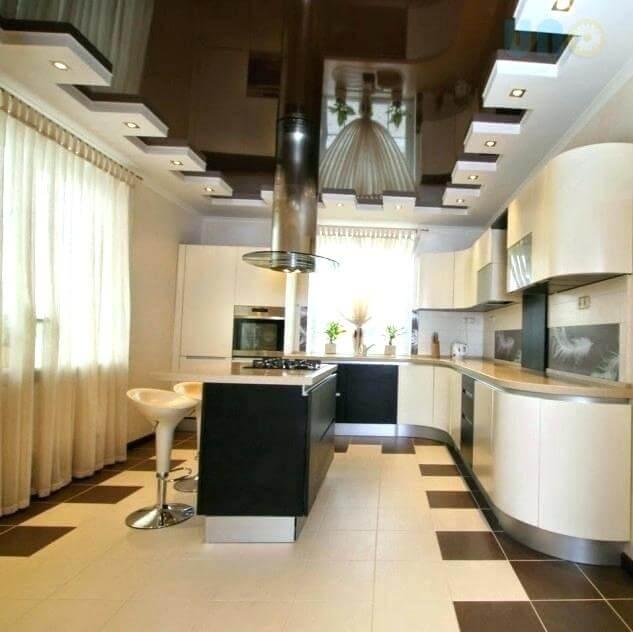 Modern Ceiling design ideas for Kitchen
