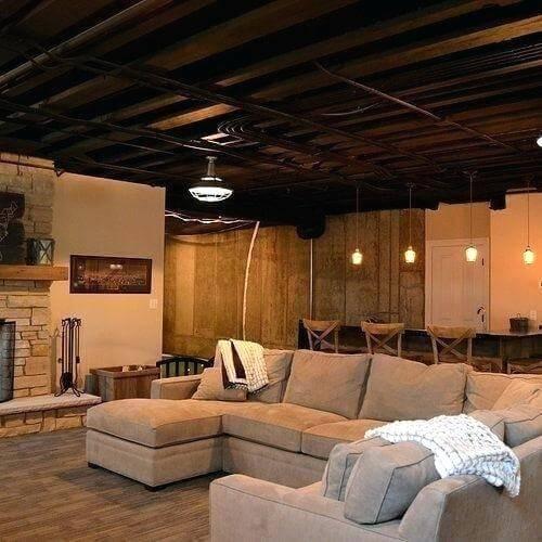 ceiling garage ideas