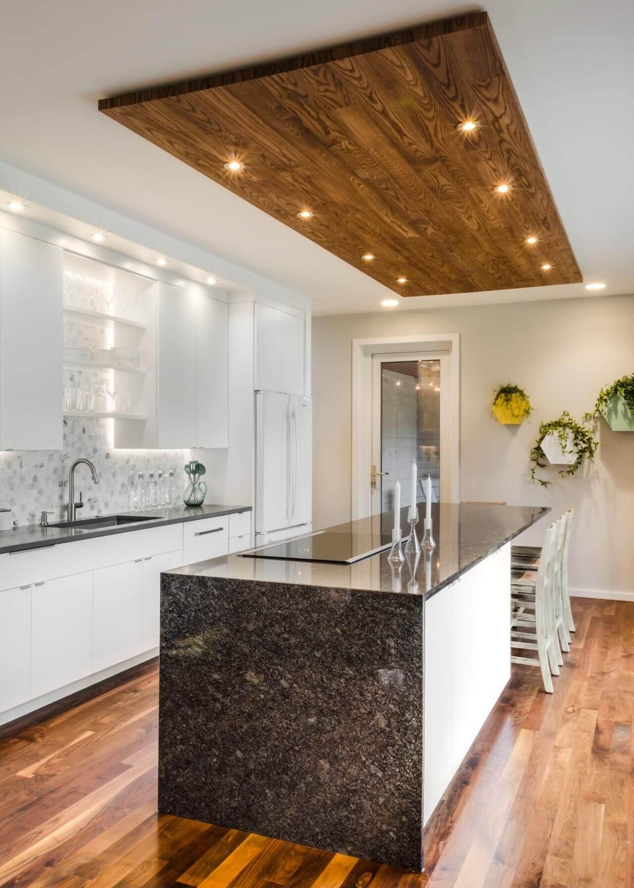 cheap wood ceiling ideas