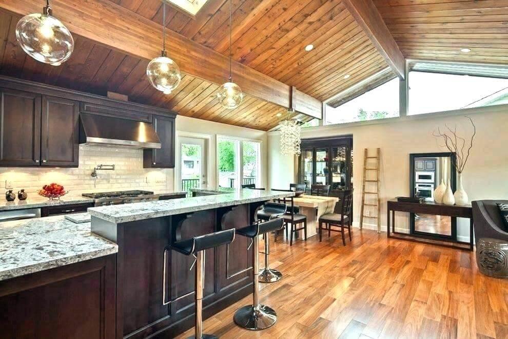 classic kitchen ceiling design