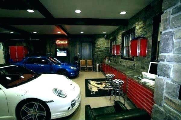 garage interior design plans