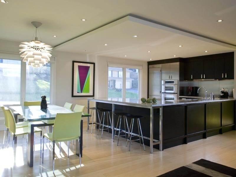 latest kitchen ceiling design