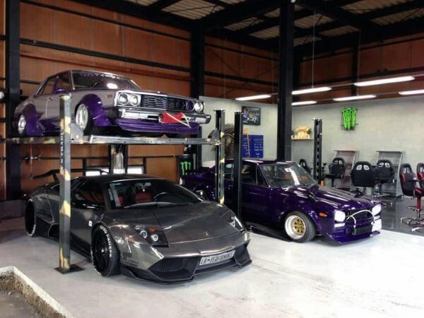 lightweight ceiling material for garage
