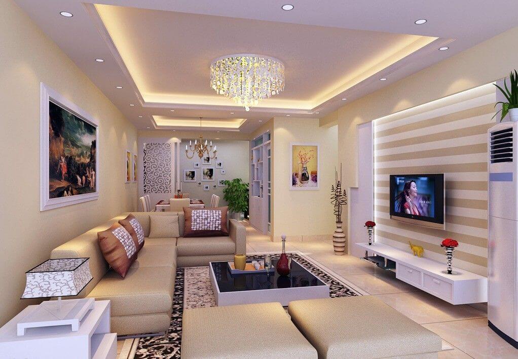 living room ceiling lights