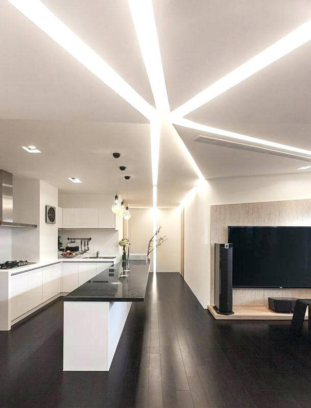 75 Best Modern Ceiling Design Ideas For Kitchen 2019 Home
