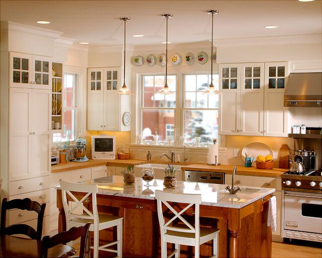 modern rustic kitchen designs
