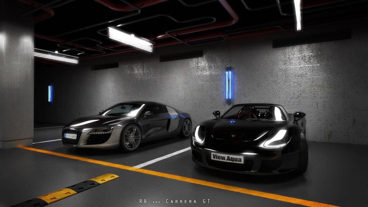 unique garage ideas