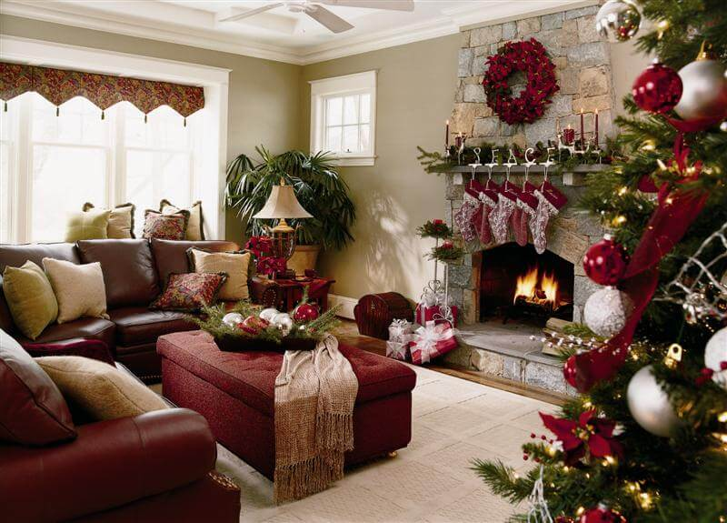 New Year home decorating ideas Alaska