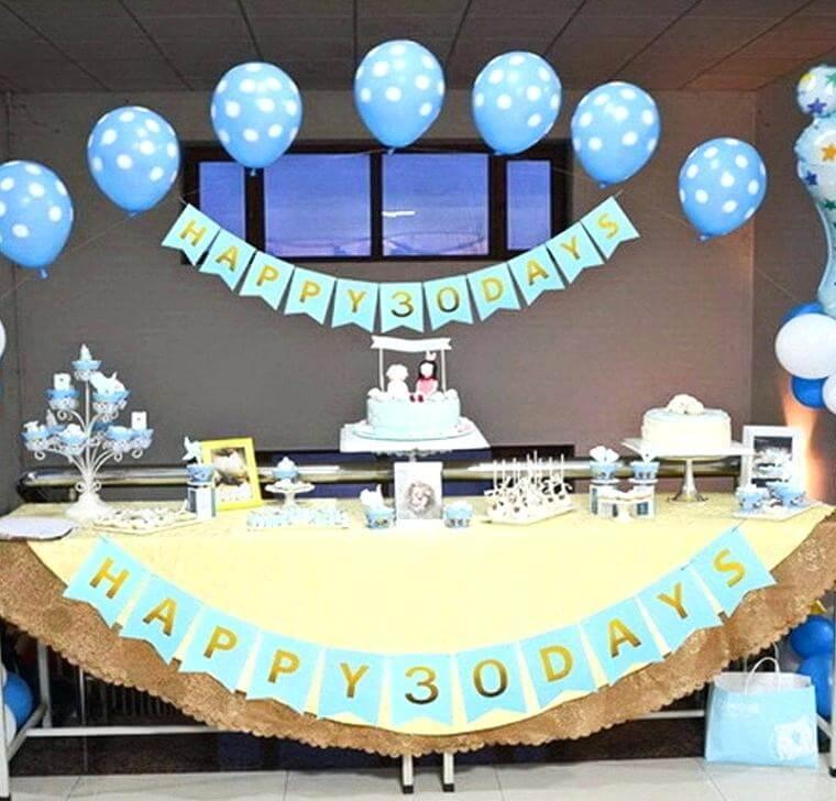 balloon stage decoration ideas