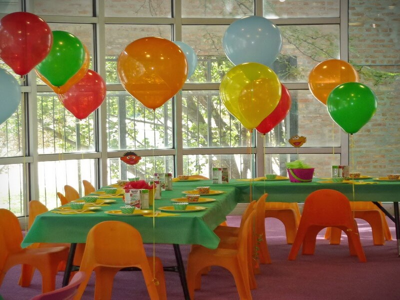 birthay ideas for young kids