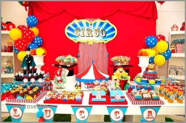 birthday party themes for baby boy