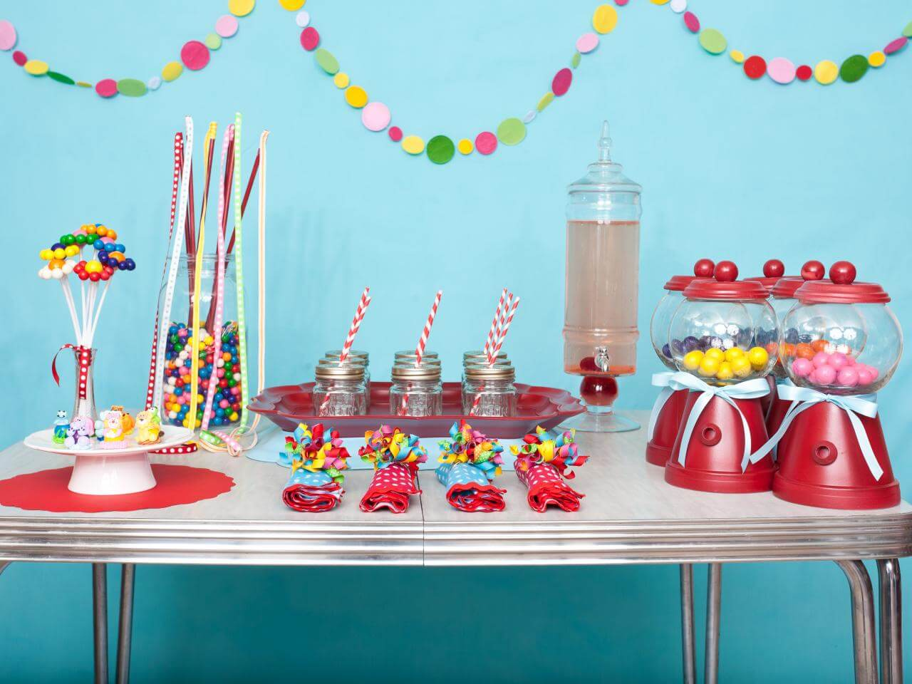 birthday room decoration for kids