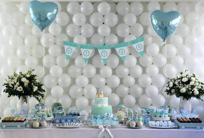 boy birthday party ideas at home