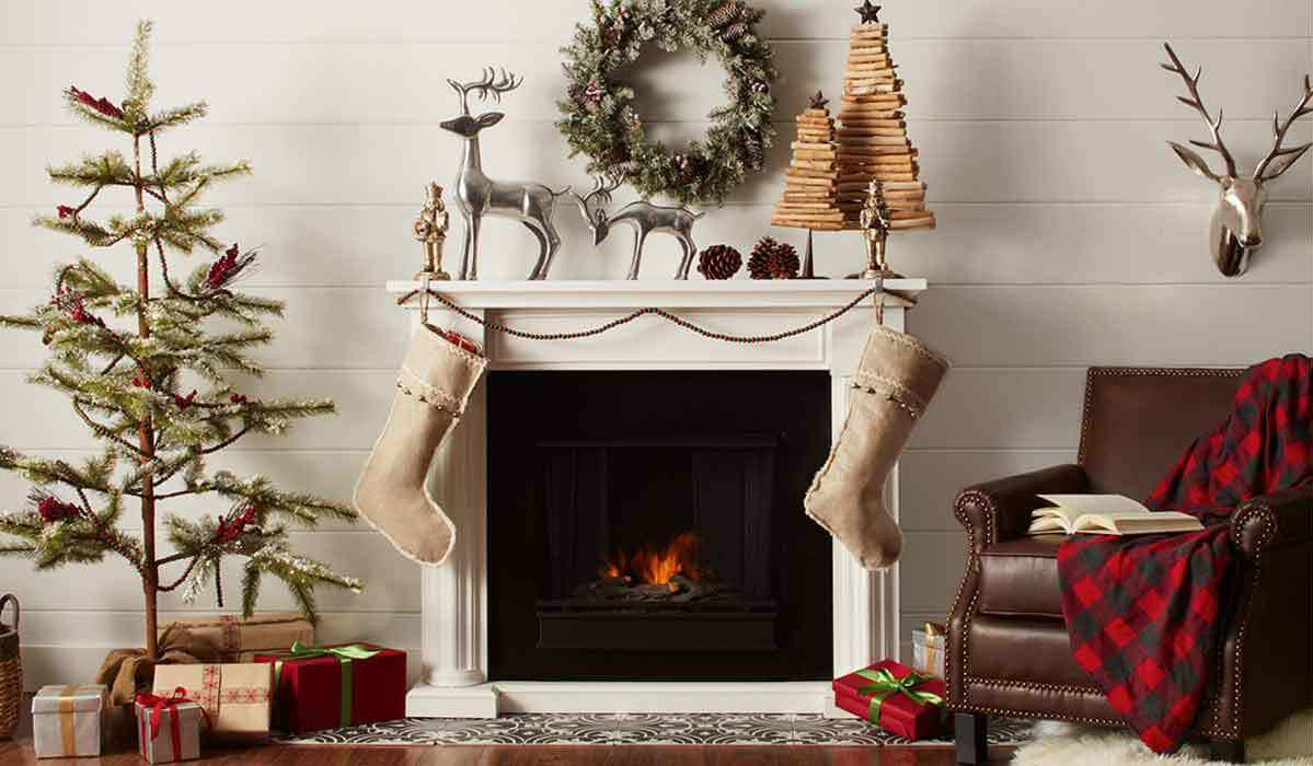 cheap indoor christmas decoration ideas