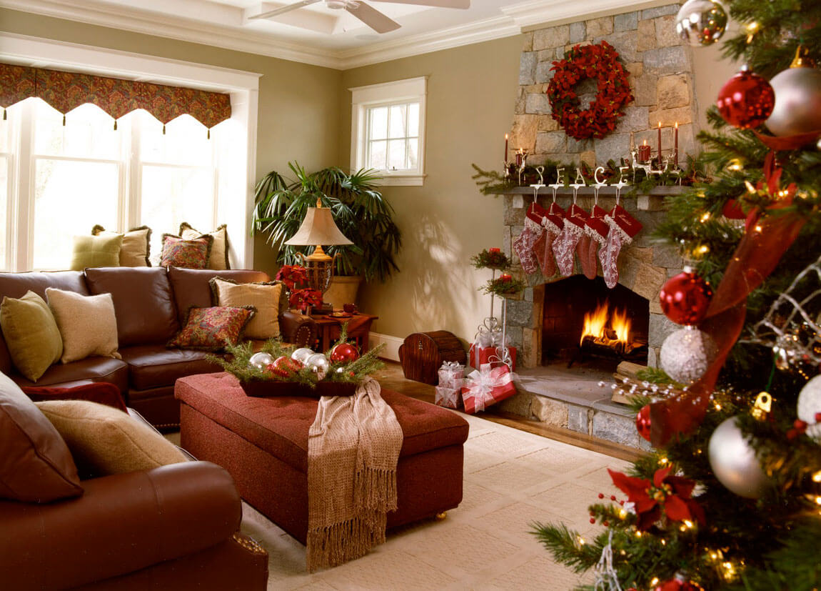 classy indoor christmas decor ideas