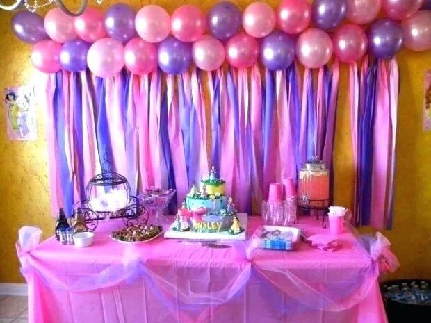 homemade birthday decoration ideas