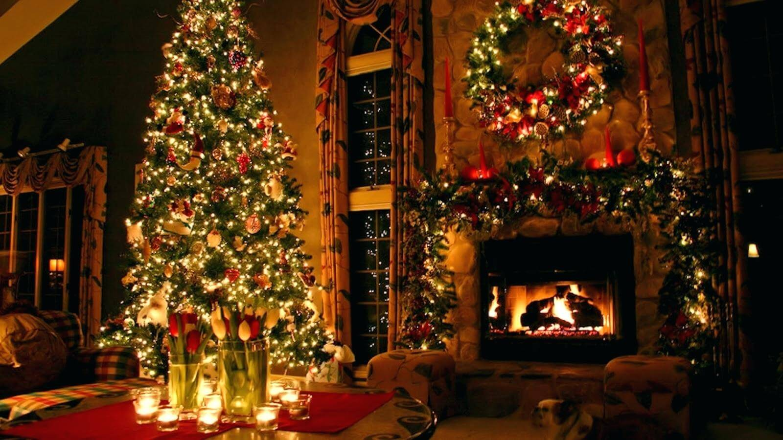 inspirational christmas home decoration ideas