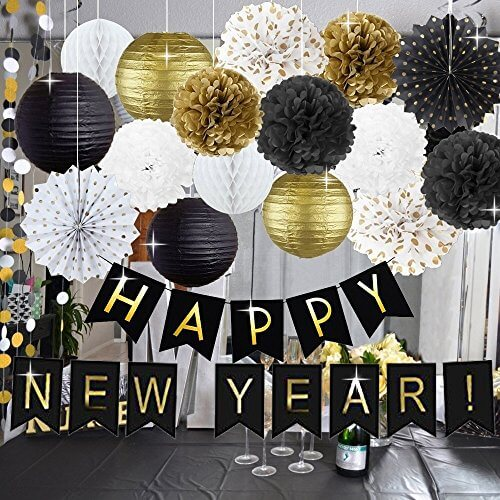 new years eve decorations 2020