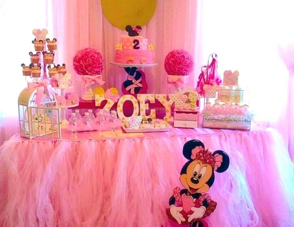 simple birthday decoration ideas at home for baby girl