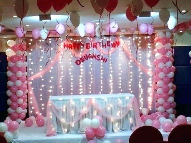 simple cheap party decorating ideas