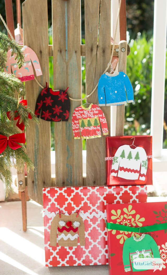 50 Best Ugly Christmas Sweater Party Decoration Ideas with ...
