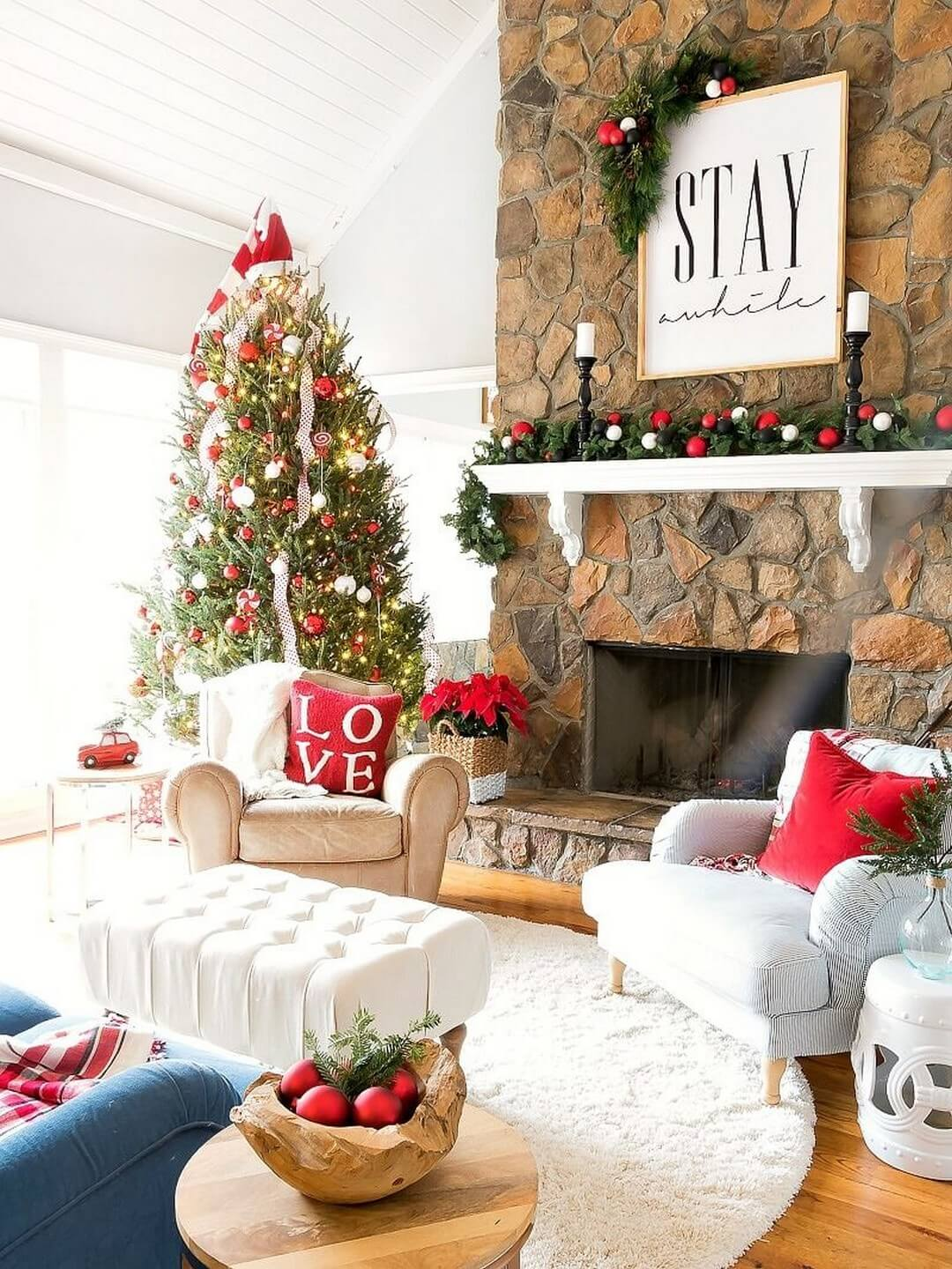 traditional christmas decoration ideas