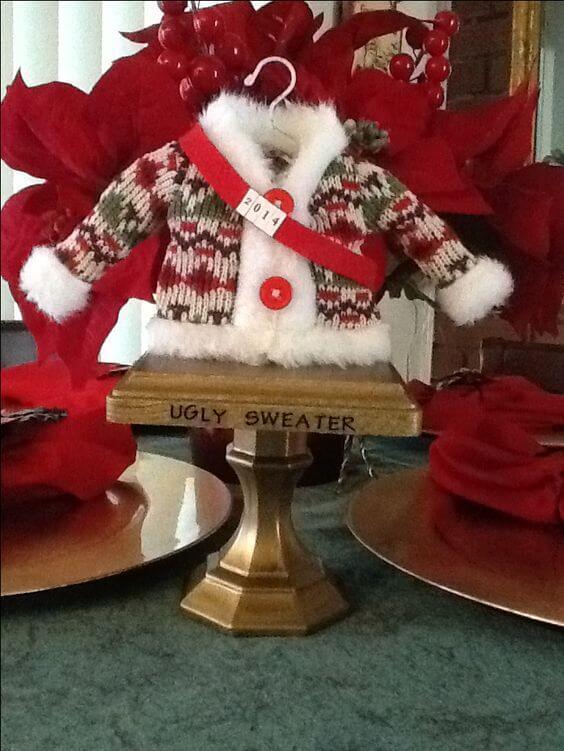 ugly christmas sweater kit ideas