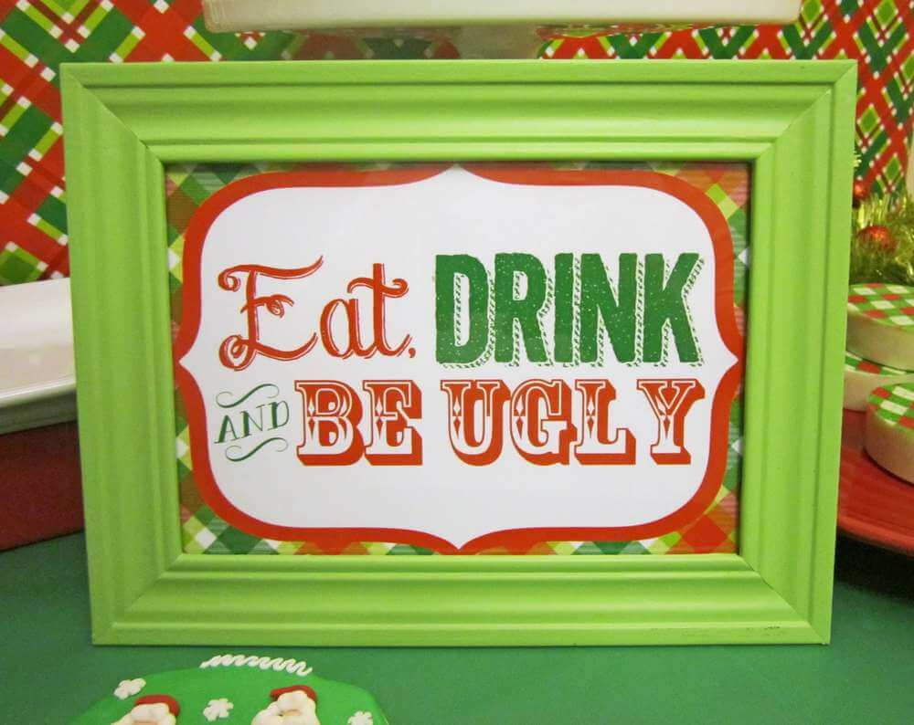 ugly sweater party ideas 2019