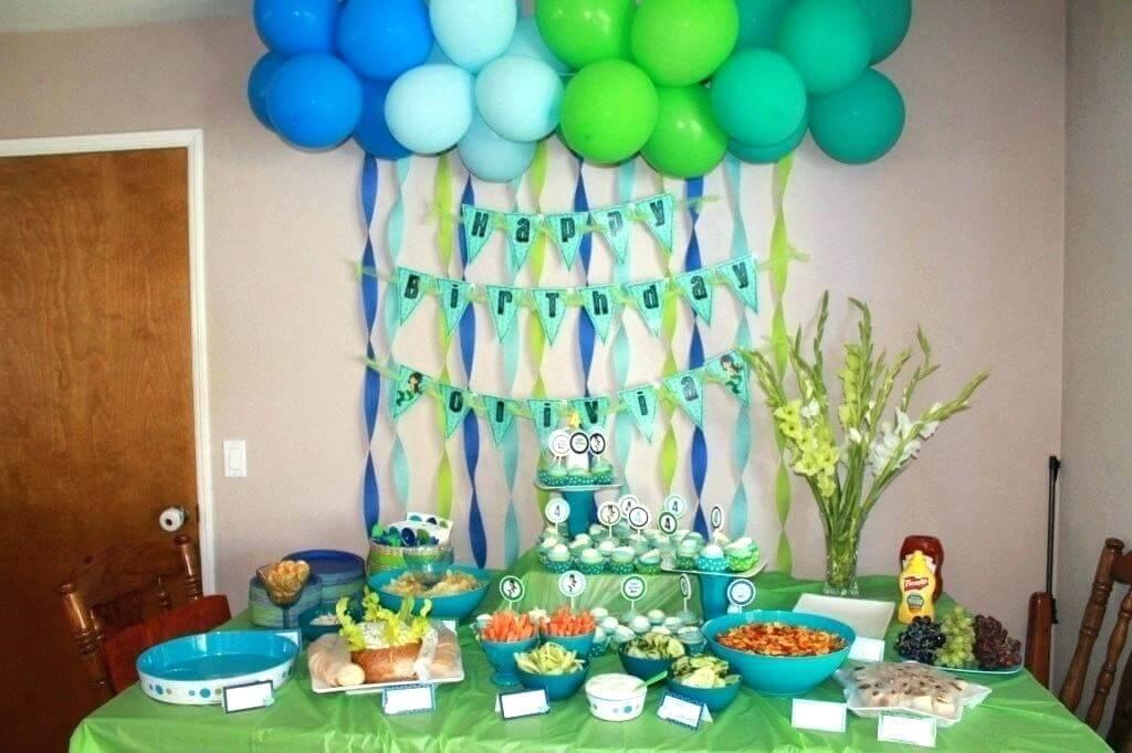 unique birthday decor ideas