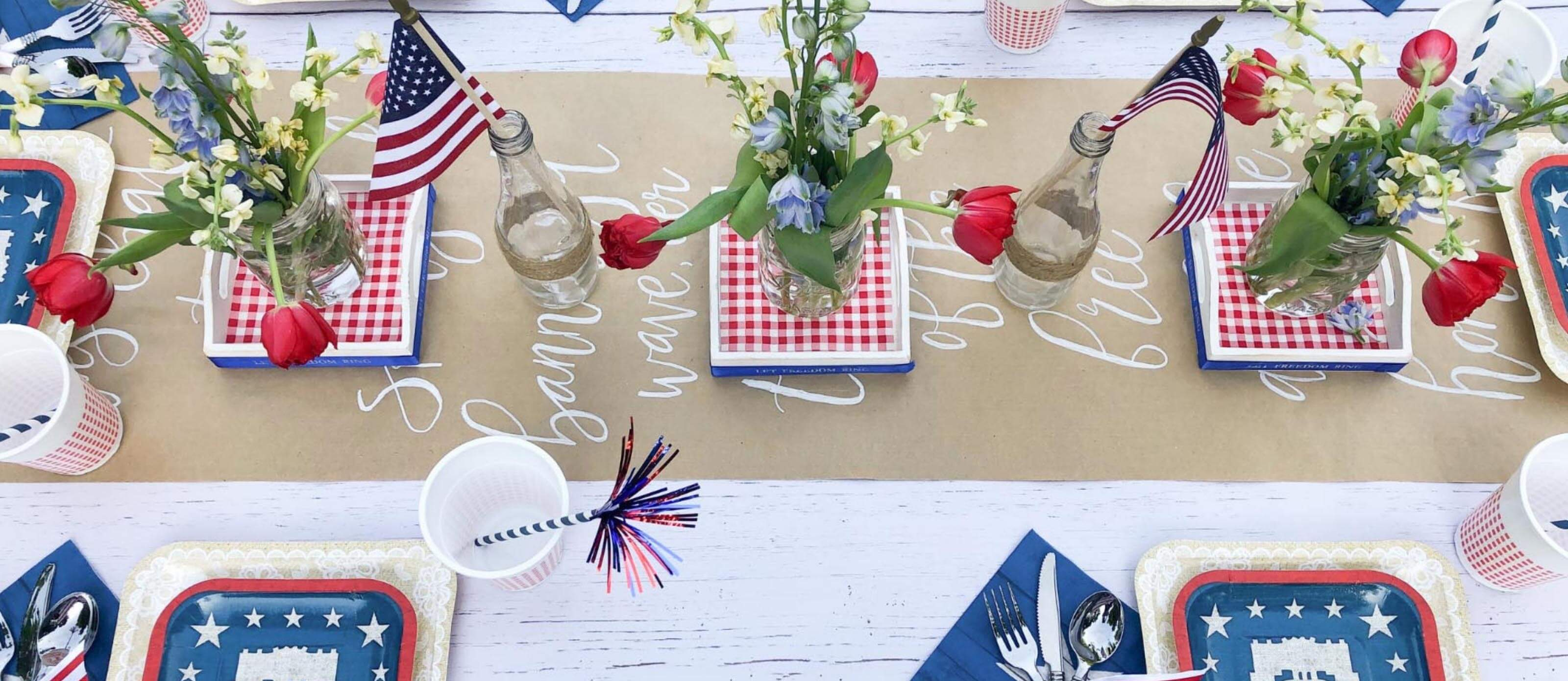 best party decoration ideas memorial day
