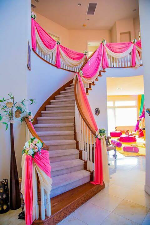 decorating ideas for wedding home